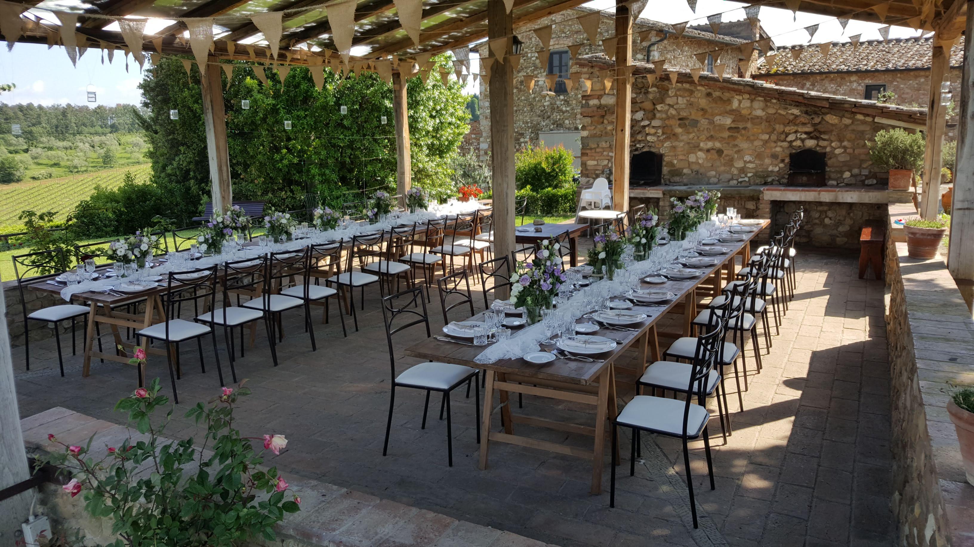 Sposi……… nel cuore della Toscana