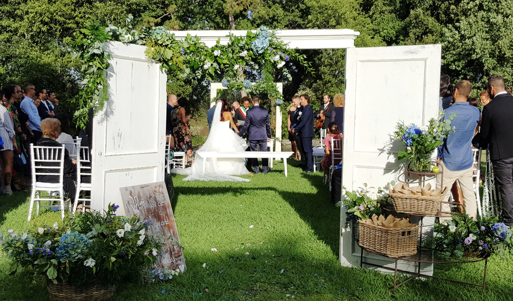 Matrimonio Tiziana e Massimiliano – 2 Settembre 2017 Villa Brouguier